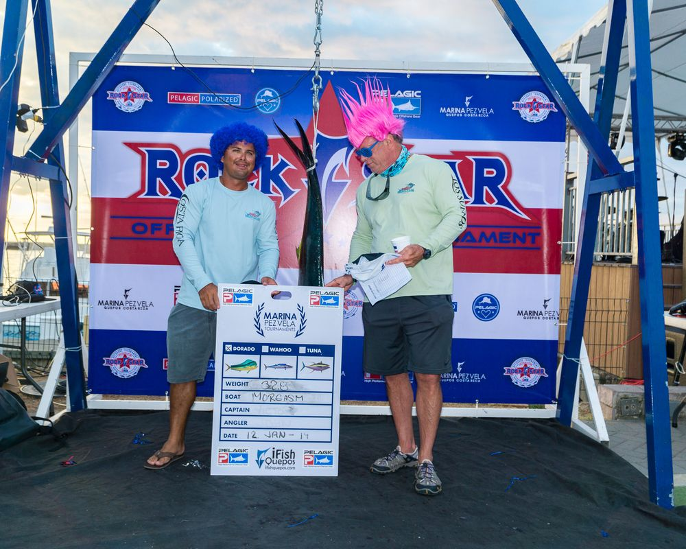 2019 Pelagic Rockstar Offshore Tournament Weigh In Day 1 18
