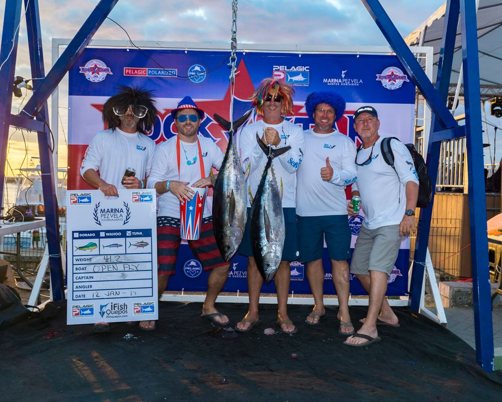 2019 Pelagic Rockstar Offshore Tournament Weigh In Day 1 22