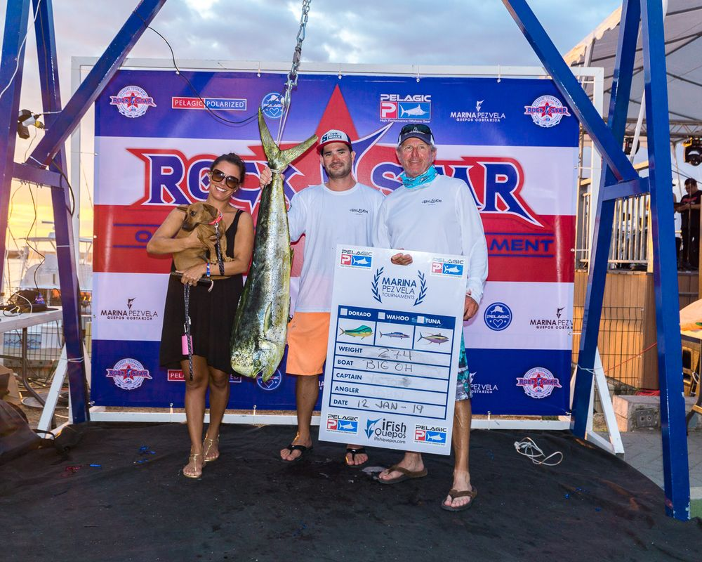 2019 Pelagic Rockstar Offshore Tournament Weigh In Day 1 25