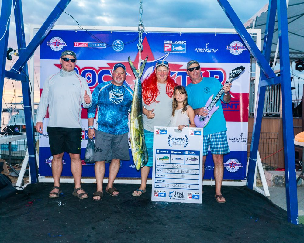 2019 Pelagic Rockstar Offshore Tournament Weigh In Day 1 28