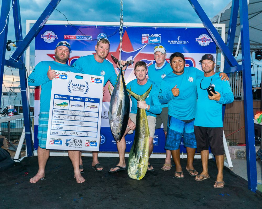 2019 Pelagic Rockstar Offshore Tournament Weigh In Day 1 29