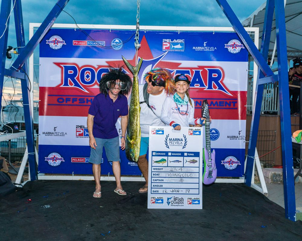 2019 Pelagic Rockstar Offshore Tournament Weigh In Day 1 30