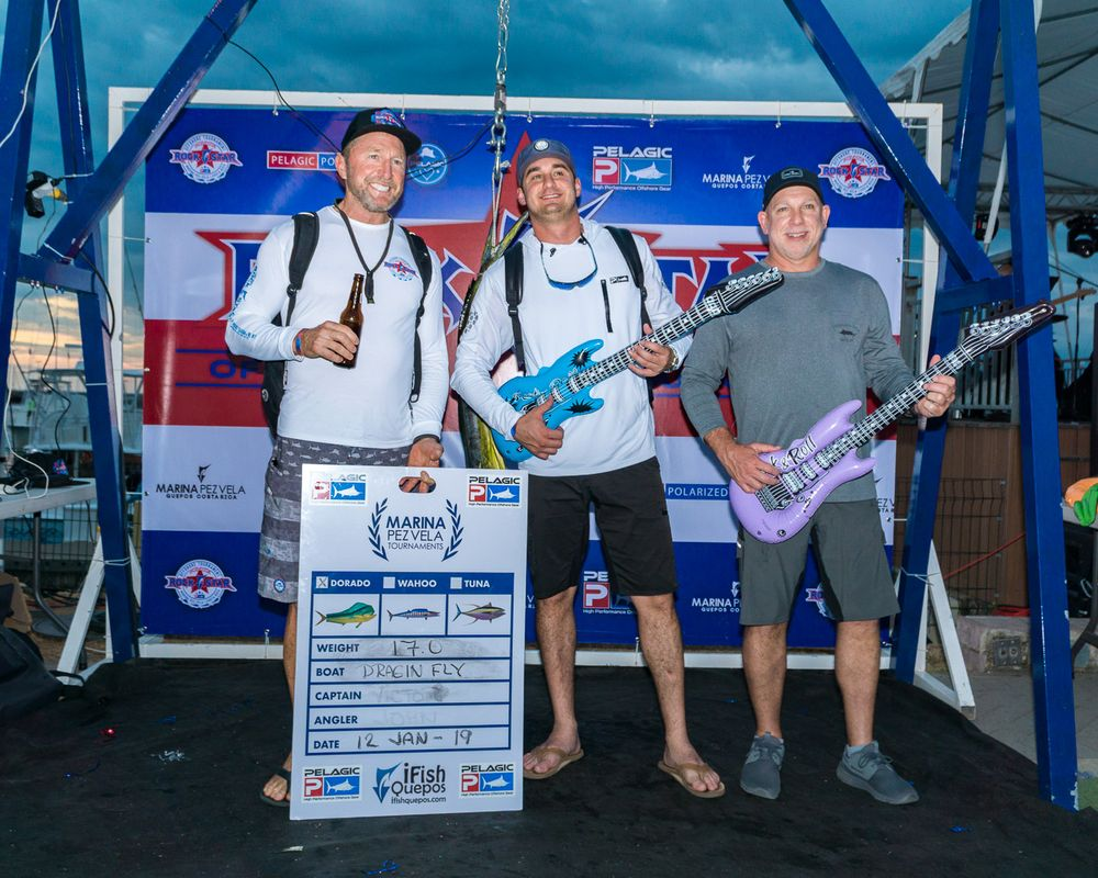 2019 Pelagic Rockstar Offshore Tournament Weigh In Day 1 32