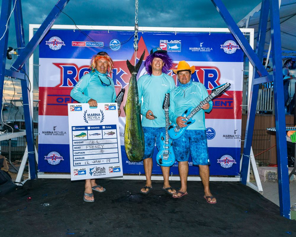 2019 Pelagic Rockstar Offshore Tournament Weigh In Day 1 34