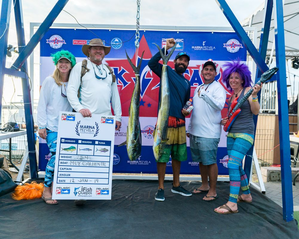 2019 Pelagic Rockstar Offshore Tournament Weigh In Day 1 7