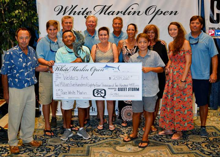 Weldor's Arc_2018 White Marlin Open Winners_PELAGIC