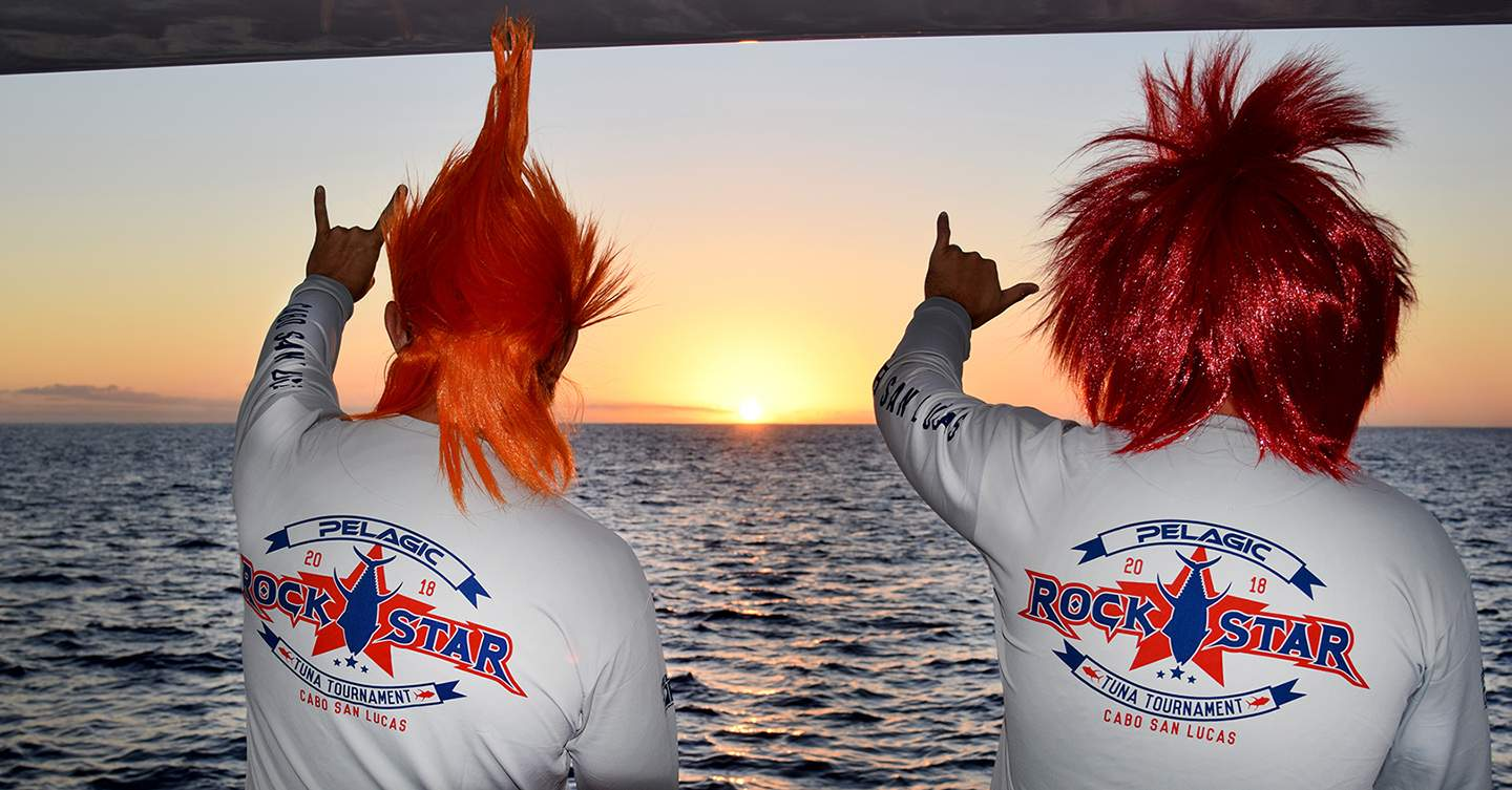 Rockstar Sunrise Pelagic Rockstar Tuna Tournament