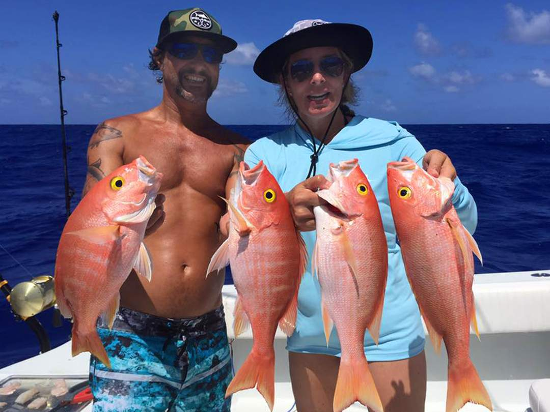 Yelloweye Snapper_Ron and Beth Kawaja_PELAGIC